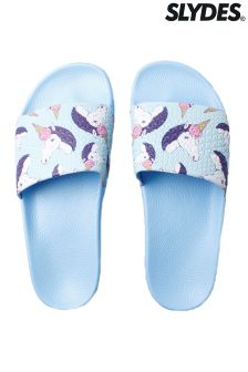 Slydes Unicorn Printed Pool Slides
