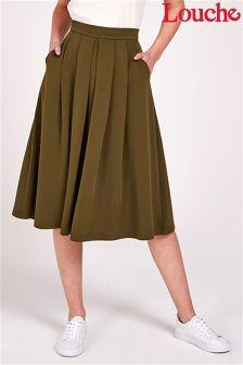 Louche Midi Skirt