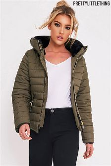 PrettyLittleThing Padded Jacket