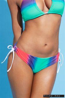 Noisy May Ombre Bikini Briefs
