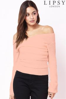 Lipsy Wrap Jumper