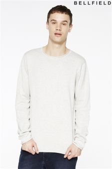 Bellfield Crew Neck Jumper