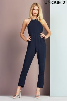 Unique 21 Cross Over Jumpsuit