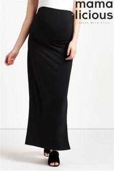 Mamalicious Maternity Tube Maxi Skirt