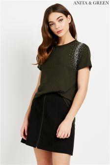 Anita & Green Jersey T-shirt