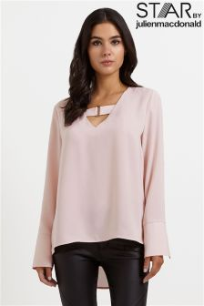 Star By Julien Macdonald Buckle Front Top
