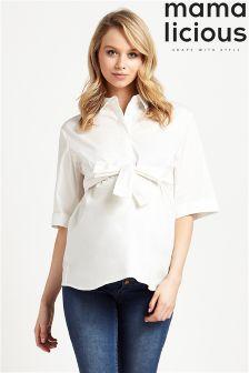 Mamalicious  Maternity Woven Shirt