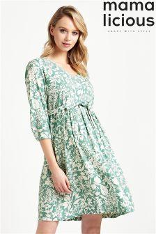 Mamalicious  Maternity Woven Dress