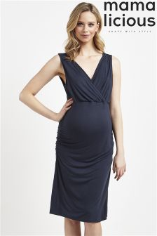 Mamalicious Maternity Nursing Function Sleeveless Dress