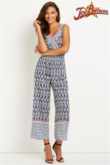 Joe Browns Printed Wide Leg Jumpsuit