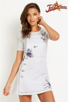 Joe Browns Embroidered Pinafore Dress
