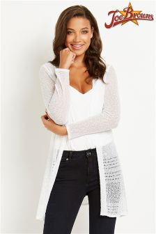 Joe Browns Long Line Cardigan