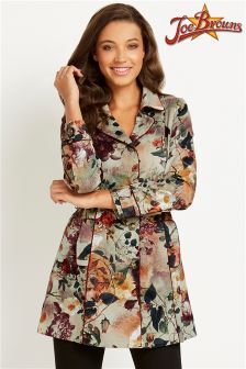Joe Browns Floral Mac