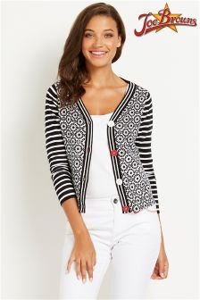 Joe Browns Stripe Cardigan