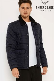 Threadbare Quilted Jacket
