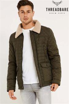 Threadbare Quilted Jacket