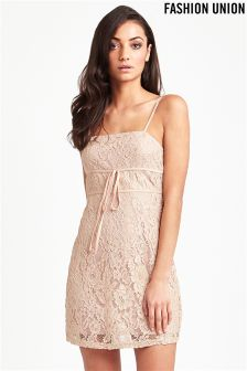 Fashion Union Lace Cami Dress