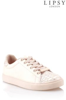 Lipsy Lace Up Trainers