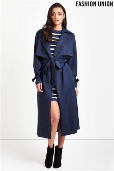 Fashion Union Trench Coat