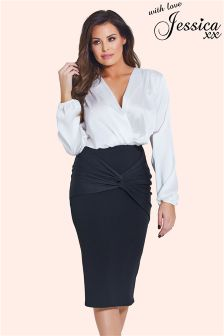 Jessica Wright Bodycon Skirt