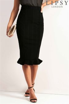 Lipsy Bandage Pencil Skirt