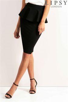 Lipsy Peplum Skirt