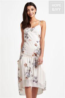Hope & Ivy Floral Cami Dress