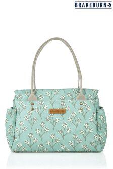 Brakeburn Wild Floral Day Tote Bag