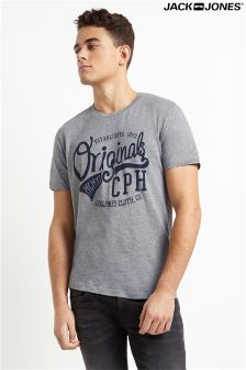 Jack & Jones Short Sleeve Crew Neck Tee