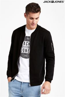 Jack & Jones Zip Up Baseball Jacket