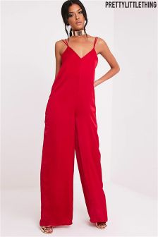 PrettyLittleThing Backless Jumpsuit