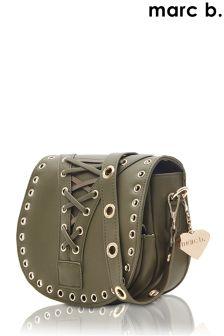 Marc B Cross Body Satchel Handbag