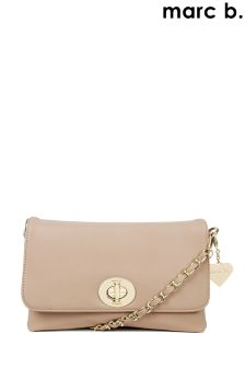 Marc B Cross Body Clutch Handbag