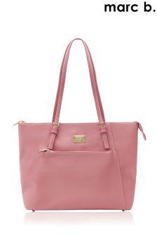 Marc B Classic Shopper Handbag