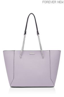Forever New Kaia Chain Tote Bag