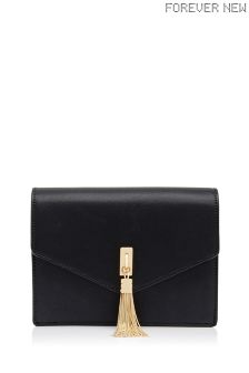 Forever New Tassel Side Bag