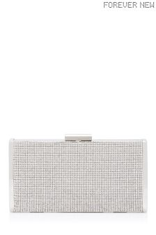 Forever New Amara Sparkle Clutch