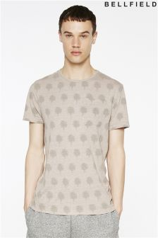 Bellfield Palm Print Shirt