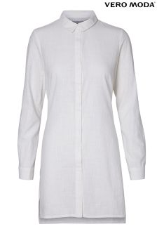 Vero Moda Long Shirt Dress