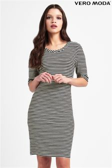 Vero Moda Stripe Bodycon Dress