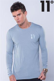 11 Degrees Long Sleeve T-Shirt