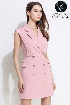Comino Couture Waistcoat Dress