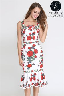Comino Couture English Rose Dress