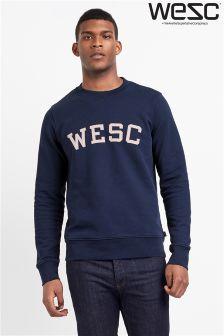 WESC Logo Sweatshirt