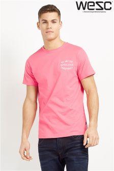 WESC Print T-Shirt