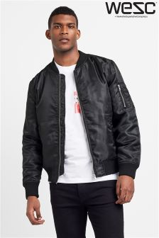 WESC Padded Bomber Jacket
