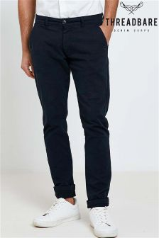 Threadbare Stretch Chino Trousers