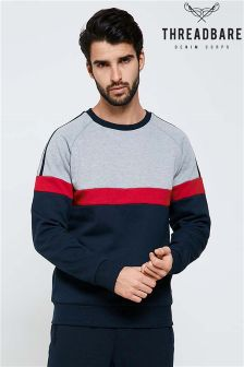 Threadbare Crew Neck Sweatshirt