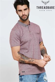 Threadbare Polo Shirt