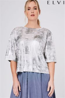 Elvi Metallic Top